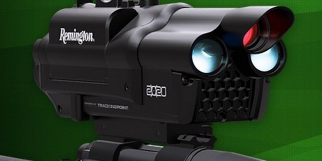 Remington 2020 Digital Optic System (DOS) Smart Scope: How Does it Compare to the  TrackingPoint XactSystem Precision Guided Firearm (PGF) Scope?