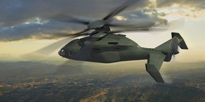 Boeing/Sikorsky 'Defiant' Joint Multi-Role (JMR) Helicopter: Coaxial/Dual-Rotor Compound Helicopter for U.S. Military Special Operations Forces (SOF)