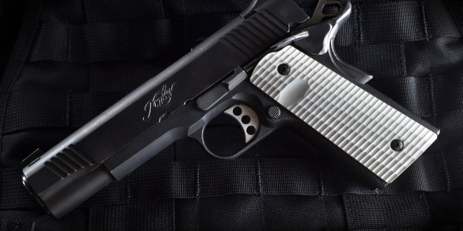 Strike Industries Releases New 1911 Pistol Grips for Combat/Tactical 1911 Pistols