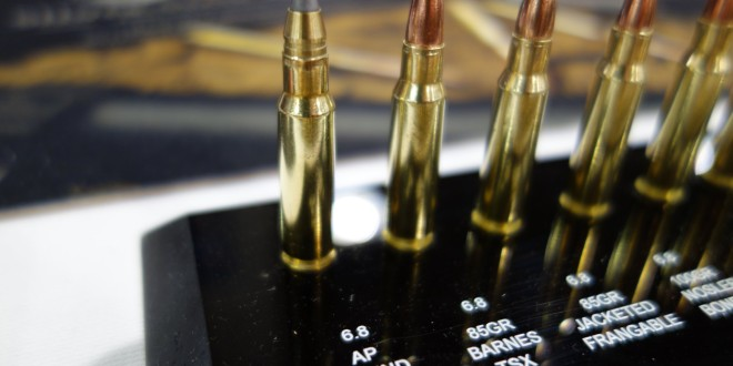 Silver State Armory Sabot Light Armor Penetrator (SSA SLAP) Armor-Piercing (AP) Rounds in 5.56mm NATO/.223 Rem., 7.62mm NATO/.308 Win. and 6.8 SPC (6.8x43mm SPC): Tungsten Carbide-Core Rifle Ammo for Maximum Penetration on Hard Targets!