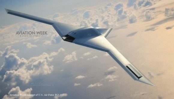 Northrop Grumman RQ-180 Low-Observable Flying-Wing Stealth UAS/UAV/Drone Aircraft for ISR Missions: Out of the Black and into the Light!