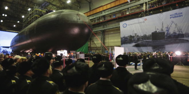 Russian Novorossiysk Diesel-Electric Silent/Stealth Submarine: New Silent Sub Creates Virtually-Undetectable 'Maritime Black Hole'