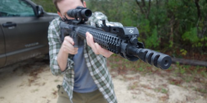 Adams Arms (AA) Moves to Dominate the Gas Piston/Op-Rod Tactical AR-15 Rifle/Carbine/SBR Market