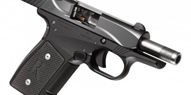 Remington R-51 9mm Single-Stack Compact/Sub-Compact Pistol (7+1 Rounds) with Sliding Trigger for Concealed Carry (CCW) Cursory Analysis: The Pederson Action Makes another Run in the R51!