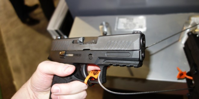 SIG SAUER P320 Nitron Striker-Fired, Polymer-Frame Semi-Auto Combat/Tactical Pistol Series: Meet the SIG 320C (SIG 320 Carry/Compact) and SIG 320F (SIG 320 Full-Size) 9mm/.40 S&W/.357 SIG Pistols