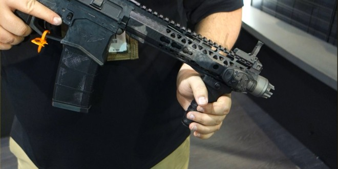 Mission First Tactical MFT 30-Round Standard-Capacity 5.56mm/.223 Rem./300 AAC Blackout (300BLK) Polymer Magazine (SCPM556) for Tactical AR-15 and FN SCAR MK 16/16S SCAR-L Rifle/Carbine/SBR's (Video!)