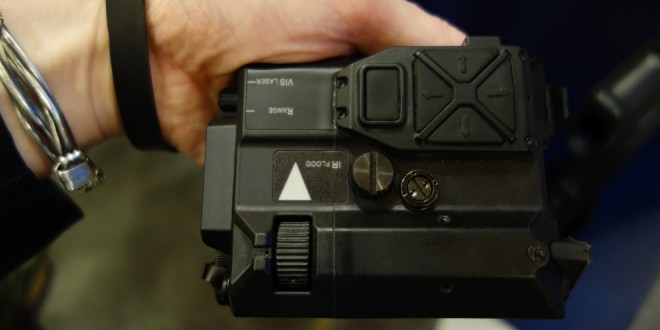 Applied Ballistics/Wilcox Industries RAPTAR-S (RAPid TArgeting and Ranging Module-SABER) Weapon-Mounted Tactical Aiming Laser Sight/Laser Range Finder (LRF)/Ballistic Computer and Wilcox RAPTAR and for Snipers and Military Special Operations Forces (SOF) (Video!)