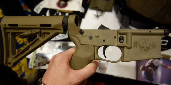 Tennessee Arms Company TAC Gen IV Hybrid Polymer/Metal AR-15 Lower Receiver(s) with Marine-Grade Brass Reinforcement Inserts for Ultra-Light and Super-Strong Tactical AR Carbine/SBR's at Lower Build Cost (Video!)