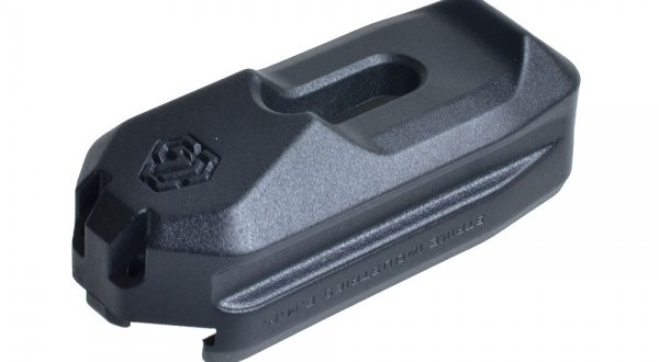 Strike Industries SI Enhanced Magazine Plate (EMP) +2-Round Magazine Extension for MagPul PMAG 30 Polymer AR-15/M4/M4A1 Carbine/Rifle Magazine