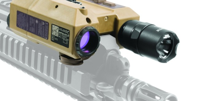 Wilcox Industries RAPTAR-Lite ES Civilian-Legal Visible Laser Aimer/Pointer, Variable-Focus IR (InfraRed) Illuminator and Tactical White Light Gets Upgraded with 300-Lumen SureFire Illumination Head