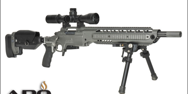 Ashbury Precision Ordnance (APO) SPR-308 and SPR-308K1: Modular, Ergonomic and Compact, New SABER® Precision Rifles