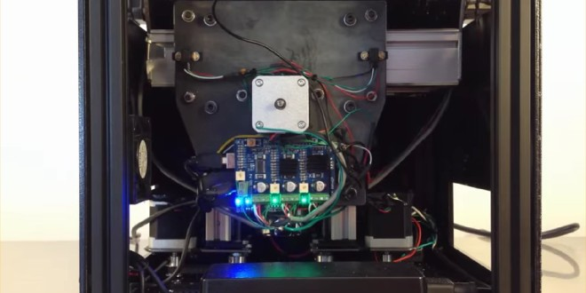 Defense Distributed (DD) Ghost Gunner Desktop CNC-Mill: Home-CNC-Machine Your Own AR-15 (Upper and Lower Receivers)…Automatically! (Video!)