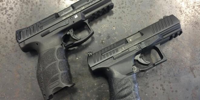 Walther PPQ M1 Classic versus Heckler & Koch HK VP9: High-Capacity Polymer-Frame, Striker-Fired Combat/Tactical 9mm Pistol Face-Off!