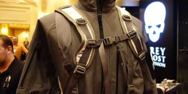 Beyond Clothing/Grey Ghost Gear Rig Light Combat/Tactical Jacket: Badass Grey Man Gear for Tactical Shooting and Urban Combat/Warfare Ops! (Video!)