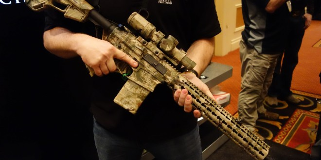 Grey Ghost Precision GGP Specter Light 5.56 and GGP Specter Heavy .308 Tactical AR Rifle/Carbines with Ambi Controls and Premium AR Components and Accessories (Video!)