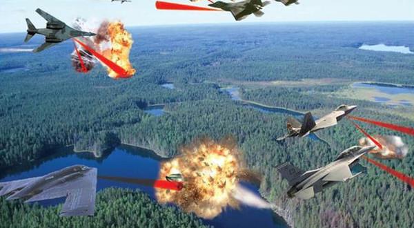 New Laser Weapons Coming to a Drone Near You: General Atomics Predator-C Avenger Getting 150-Kilowatt Laser Weapon, and Rheinmetall Defence Developing 80-Kilowatt Gatling Laser!