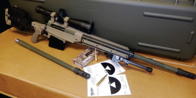Ashbury Precision Ordnance APO Super Magnum .408 CheyTac and .375 CheyTac  Asymmetric Warfare (ASW) Precision Tactical Rifle Packages: Sub-.5 MOA Big-Bore Accuracy!