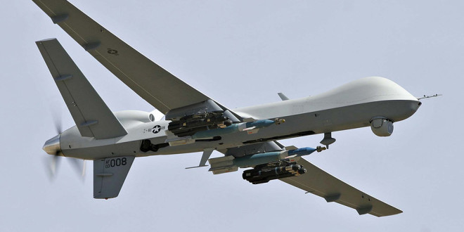 <!--:en-->General Atomics MQ-9 Reaper UAS/UAV Retrofitted with Gorgon Stare Electro-Optical/Infrared (EO/IR) Multi-Camera System: The All-Seeing Eye in the Sky…You Look at It, You Die. <!--:-->