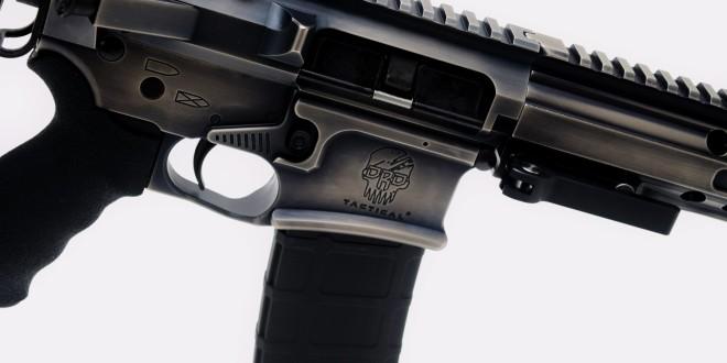 DRD Tactical KIVAARI, Paratus and CDR-15 Backpackable/Manpackable Quick-Takedown Semi-Auto Tactical AR Rifle/Carbines Get New Nickel-Boron (NiB) Battle Worn Finish!