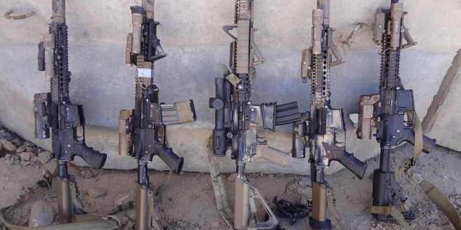 Tactical AR-15/M4/M4A1 Carbine Aftermarket Accessories for Military Combat Applications: The Competition-to-Combat Crossover, Part 3