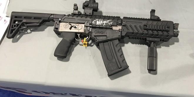 Fostech Origin-12 Mag-Fed Semi-Auto 12-Gauge Combat/Tactical Shotgun: Manpackable Military-Grade Piston/Op-Rod Shotgun with Quick-Change-Barrel (QCB) System and Quick Takedown! (Videos!)