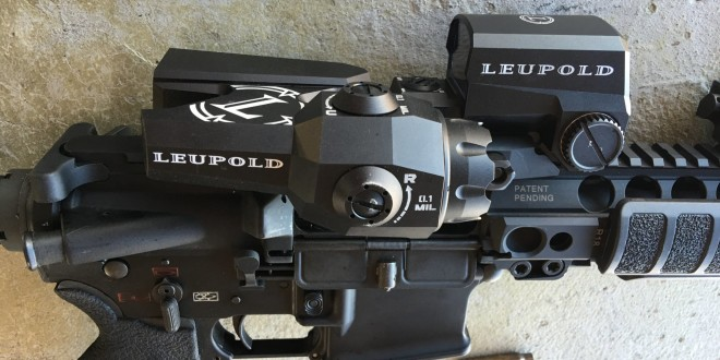 LMT Defense MARS-L (Modular Ambidextrous Rifle System-Light) M7LB2/M7LB2T Ambi (Ambidextrous) Tactical AR-15 Lower Receiver Build with Leupold D-EVO (Dual-Enhanced View Optic) 6x20mm/LCO (Leupold Carbine Optic) 1X/1-MOA-Dot Combo Sighting System! (Video!)