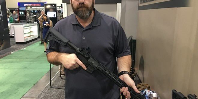 Midwest Industries MI Sentinel Concepts Carbine M-LOK Compatible: .223 Wylde/5.56mm NATO Tactical AR-15 Carbine with 16-inch, 1:8″-Twist Criterion Hybrid Contour Barrel is Ready for Battle Right Out of the Box! (Video!)