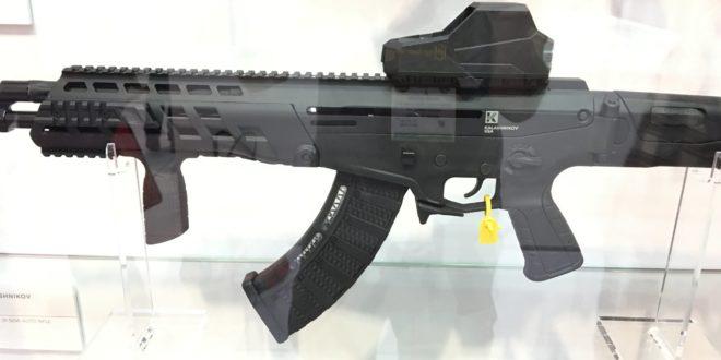 Kalashnikov USA AK Alpha Tactical Rifle/Carbine with Ambi (Ambidextrous) Controls and Hartman MH1 Reflex Sight Red Dot Combat Optic: Next-Step AK-47/AKM for the 21st-Century! (Videos!)