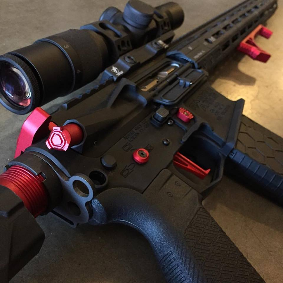 Strike Industries Si Strike Switch 60 90 Degree Ar 15
