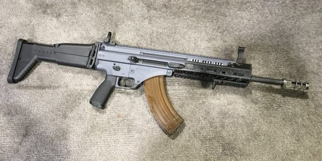 Handl Defense Modular Aftermarket FN SCAR (MK-16 and MK-17) Weapon Caliber Conversions, Components and Accessories: SR-25 Mag (Magazine)-Compatible; 7.62x39mm Russian AK-47/AKM, 300 Blackout (300BLK) and .260 Remington Caliber Conversions; and Advanced Fore-Rail (AFR)Carbon Fiber M-LOK Tactical Hand Guard/Rail Systems! (Video!)