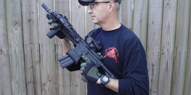 High Ready Weapons-Handling Position for Combat/Tactical Shooting Applications and (Direct-Action) Military Special Operations: High Ready or Not, Here I Come!