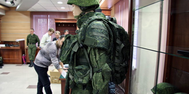 Russian Ratnik-3 (Warrior-3) Infantry Combat System with Exoskeleton to Turn Future Russian Military Infantry Soldier/Warfighters into 'Supermen'? Let's Hope Not.