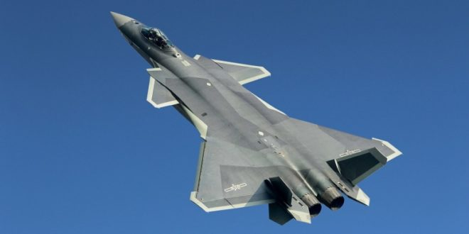 Chinese Chengdu J-20 Low-Observable/Stealth Jet Fighter Aircraft: How Big a Threat is It?