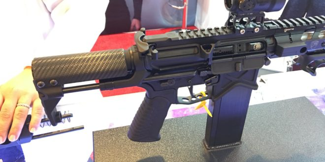 Battle Arms Development B.A.D.-ASS Tactical AR-15 Carbine/SBR/PDW Components and Accessories: Titanium Gas Blocks, PDW Stocks (Buttstocks), Lower Receivers, Fluted Barrels and Sight Mounts…Oh, My! (Videos!)