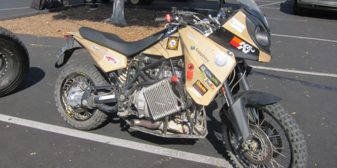 Maddox Defense MD Hawk All-Terrain Turbo-Charged Algae-Biodiesel Baja Racer-Type Military Combat/Tactical Bike (Motorcycle) for Military Special Operations Forces (SOF) Missions: Achieves Almost 100 Miles Per Gallon (MPG) on the Street and 50-60 MPG Off-Road!