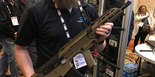 Desert Tech DT MDR (Micro Dynamic Rifle) 7.62mm and MDR-C (Compact) 5.56mm NATO Bullpup Combat/Tactical Rifle/Carbine/SBR Update: Finally Production Ready! (Video!)