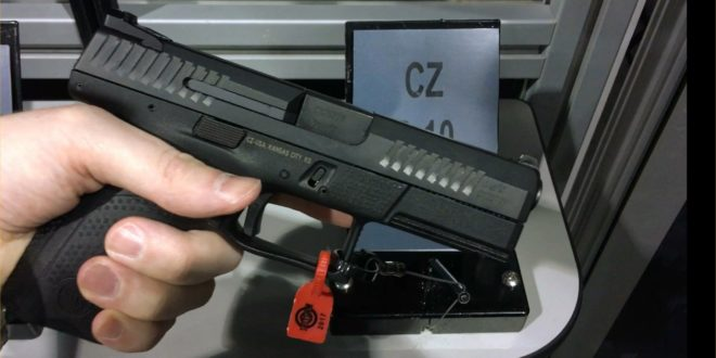 CZ P-10 C Compact Striker-Fired 9mm Combat/Tactical Pistol for Concealed Carry (CCW): Superior to the Glock 17 (G17) and Glock 19 (G19) Pistols?