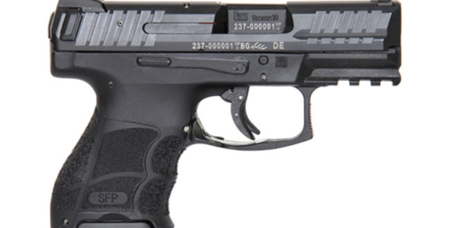 Heckler & Koch HK VP9SK Striker-Fired, High-Capacity Subcompact 9mm Combat/Tactical Pistol for Deep Concealment Ops and other Concealed Carry (CCW) Applications