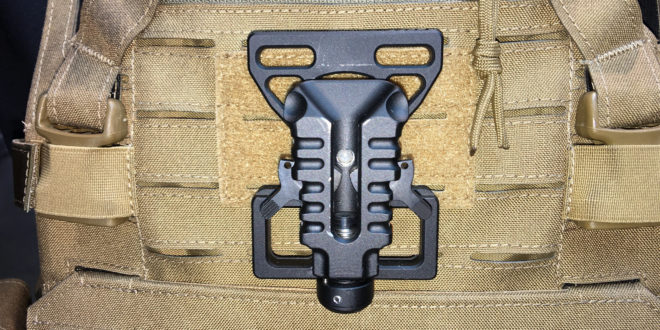 Strike Industries SI Strike Advanced Retention System (SARS) Tactical AR-15 Carbine/SBR's Holster: The Next Step Beyond the Tactical Rifle Sling! (Video!)
