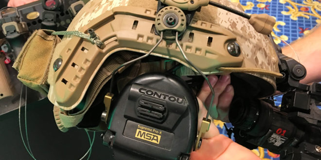 Unity Tactical MARK + SARA Kit (Modular Attached Rail Kit Plus Sordin Arc Rail Adapters Kit): Ultimate Combat/Tactical Helmet Mounting System for Tactical Active Hearing Protection/Communications! (VIDEO)