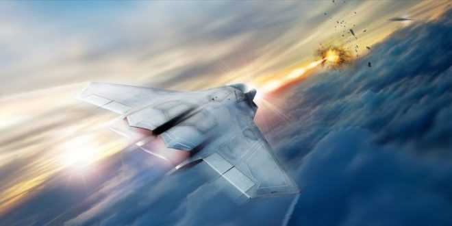 Lockheed Martin Laser Advancements for the Next-generation Compact Environments (LANCE) Air-to-Air/Air-to-Ground Fiber-Optic Laser Weapon System for Supersonic Fighter Jet Aircraft: 60-Kilowatt+ Aero-adaptive Aero-optic Beam Control (ABC) Laser Weapon Turret by 2021?